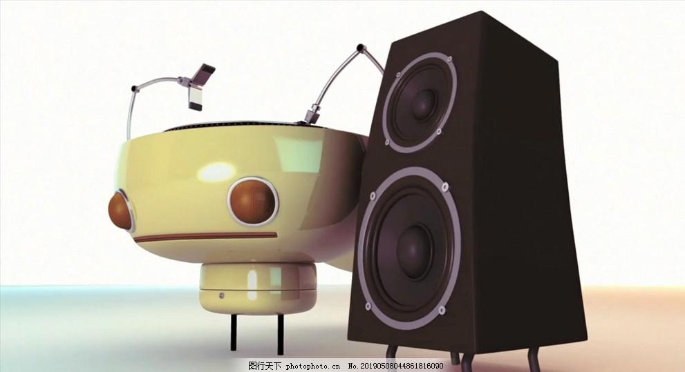 唱机机器人