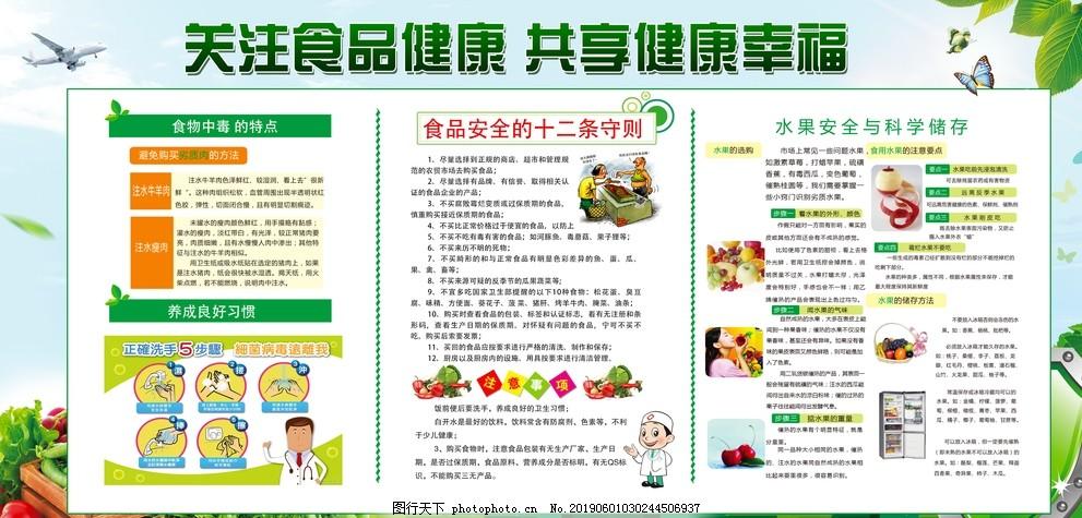 关注食品健康