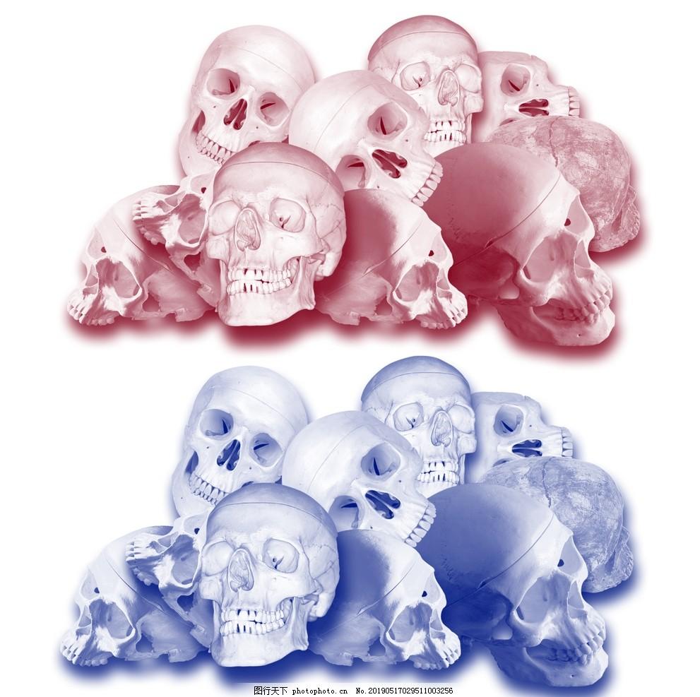 鼓楼素材,骷髅,骨骼,骨头,恐怖,PNG,透明