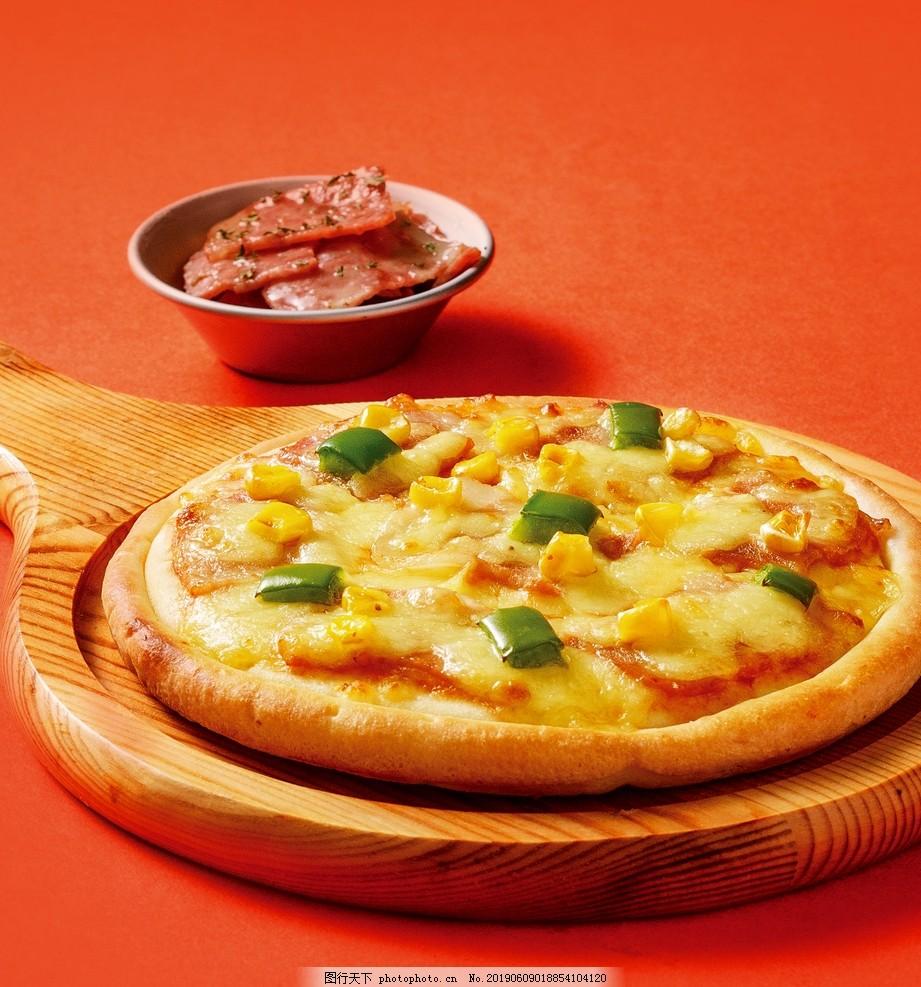 披萨图片,披萨海报,披萨展板,披萨墙画,披萨菜单,牛肉披萨,夏威夷披萨
