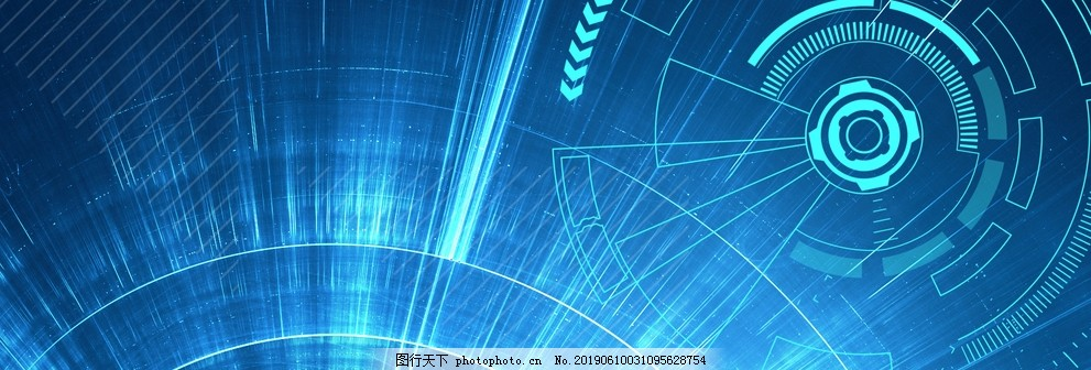 蓝色科技背景,楼房背景,大数据背景,展板线条,曲线,高档背景,大气