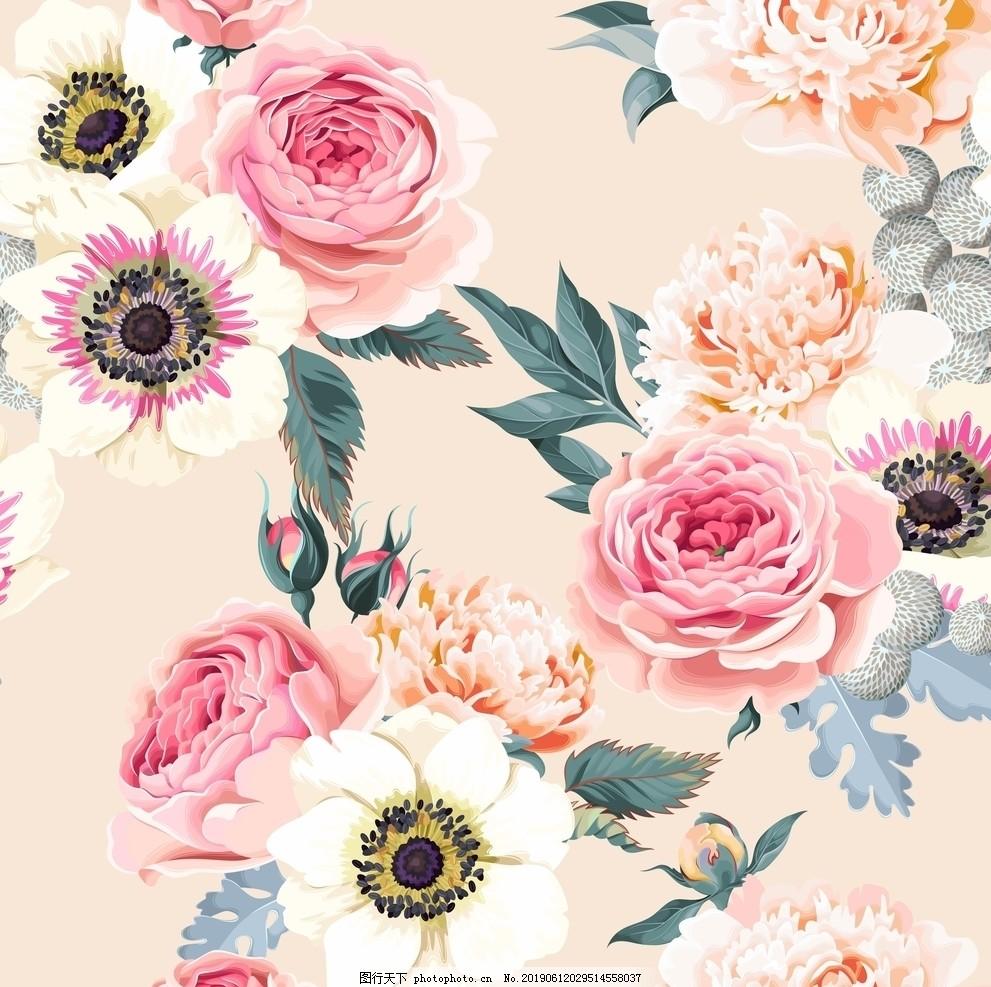 唯美印花,植物花卉印花,几何印花,女士服饰印花,印花设计,服饰面料印花,布艺花型