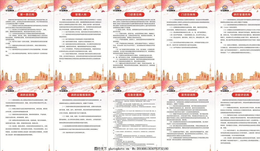 消防五实十岗制度,五实制度,消防各类制度,华谊,矢量图库,设计,广告设计