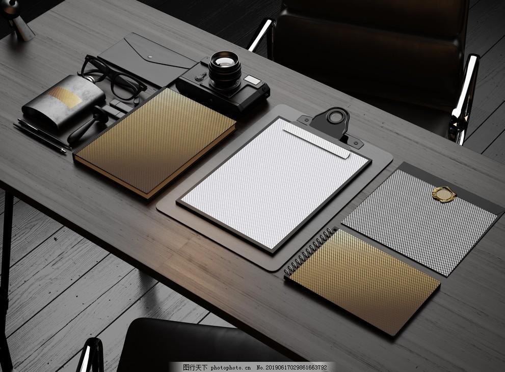 样机,潮流海报,地产海报,海报设计,大气设计,红色地产,写字楼